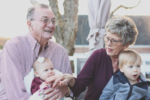 two approaches to grandparent access